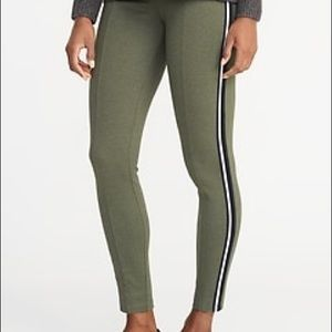 Like new old navy High-Rise Stevie Ponte Pant